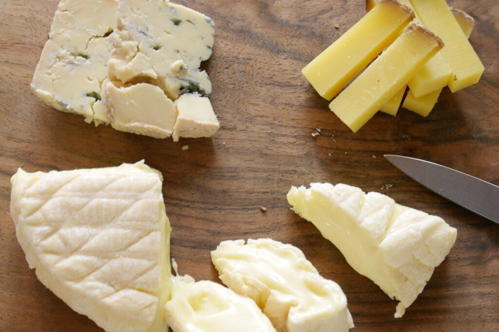 どるちぇどさんちょ チーズ