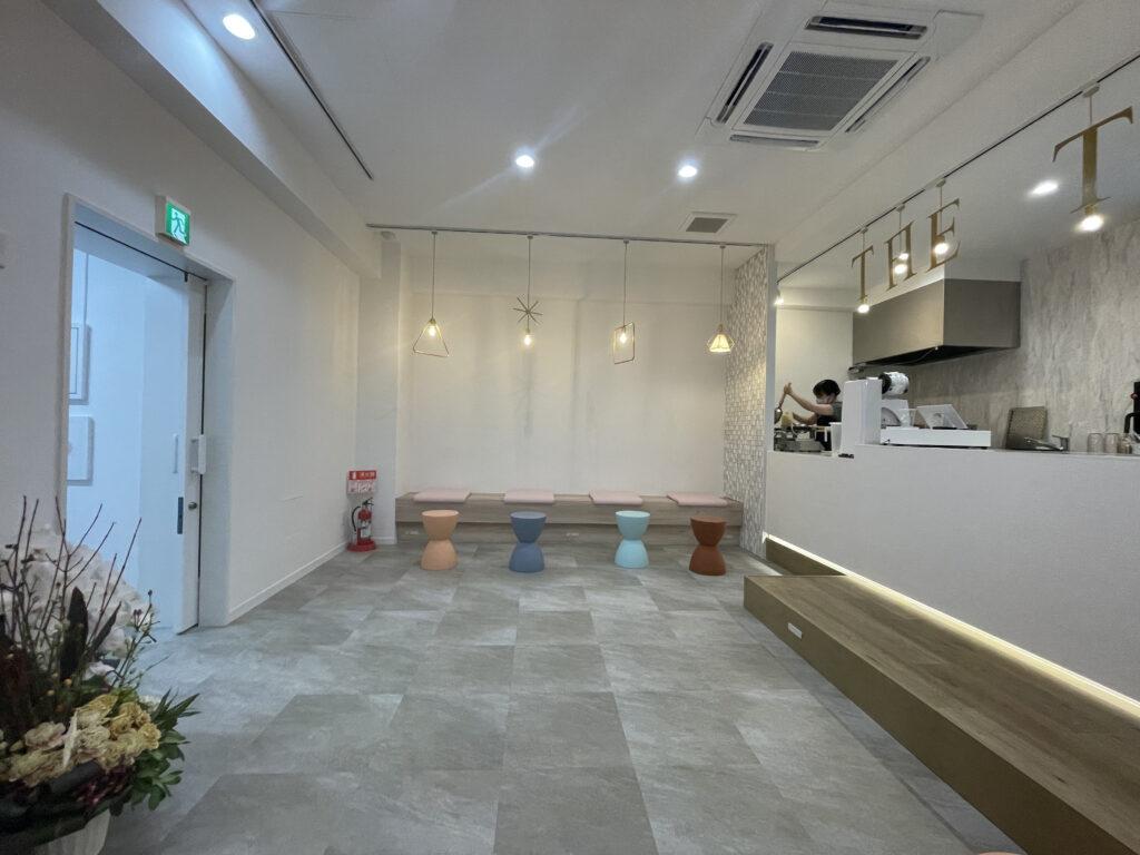 台湾タピオカ専門店TheTEA 札幌